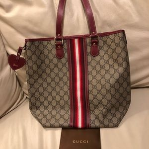 Pre loved Gucci tote bag